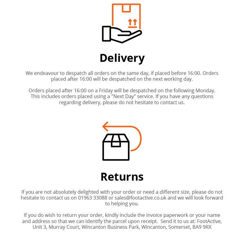 delivery & returns image