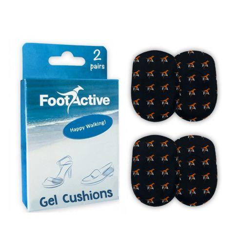 Heel Pads (Micro-fibre Top)