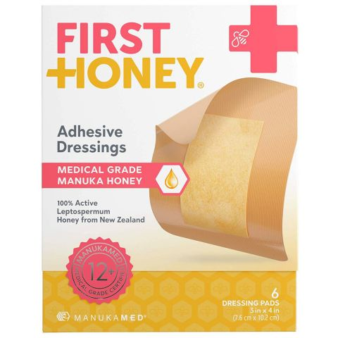 First Honey® Adhesive Dressings