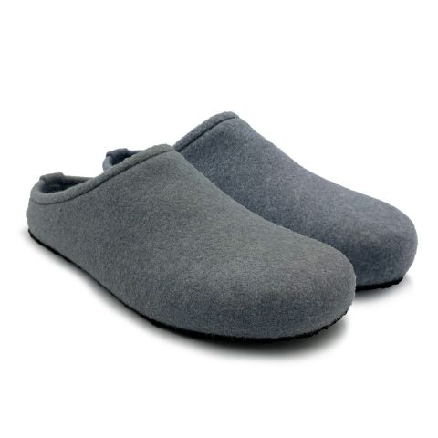 FootActive Orthotic Slippers Grey Pair