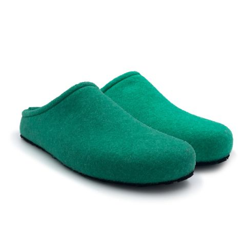FootActive Orthotic Slippers Green Pair