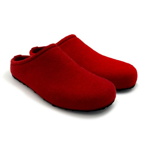 FootActive Orthotic Slippers Red