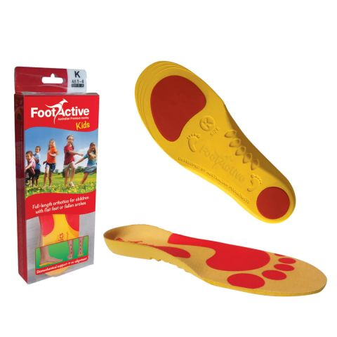 Footactive Kids Full