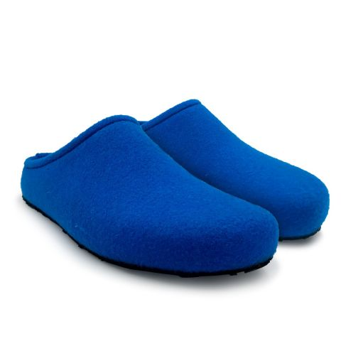 FootActive Orthotic Slippers Blue Pair