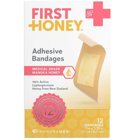 First Honey Adhesive Plasters