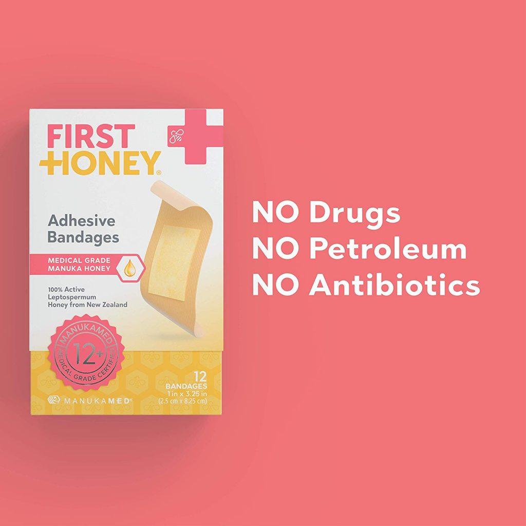 First Honey Poster